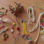 セキセイインコのおもちゃは手作りで!簡単&安く作る5つのポイント